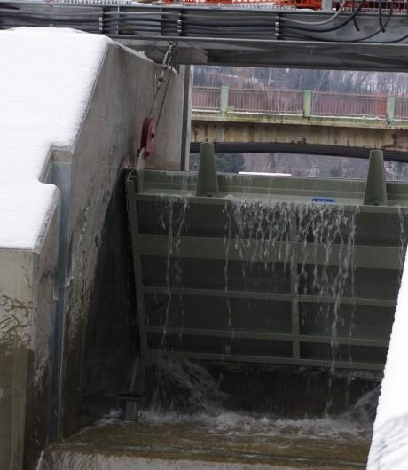 Masson Dam Mecan Hydro