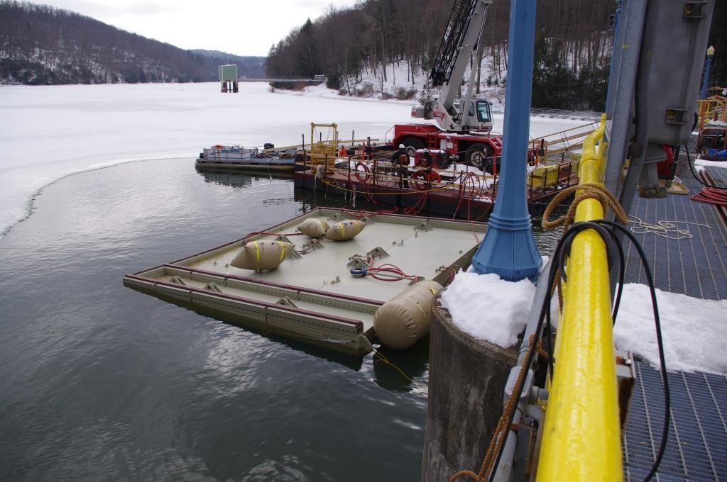 Floating Bulkhead Gates Mecan Hydro