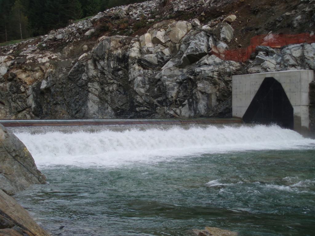 Ashlu Creek M 233 Can Hydro